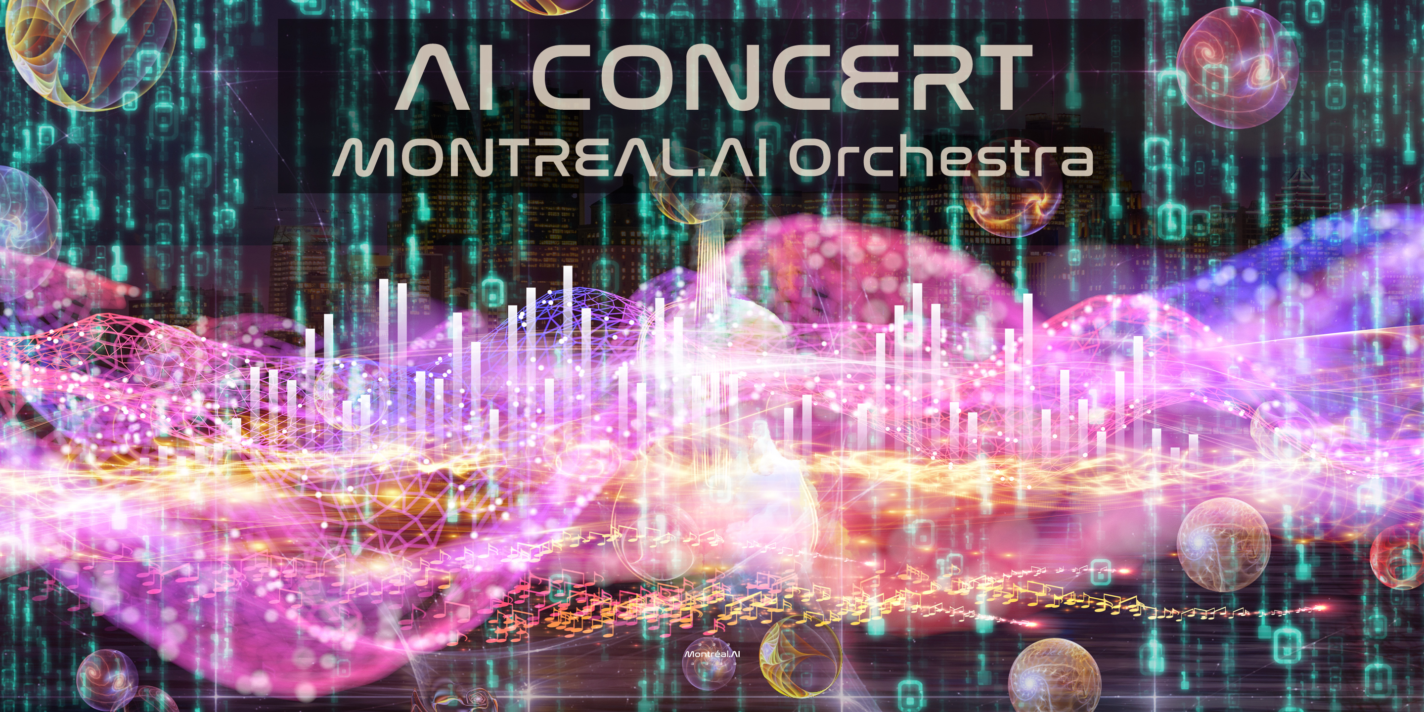 MONTREAL.AI Orchestra: Pioneering Superhuman Symphonies