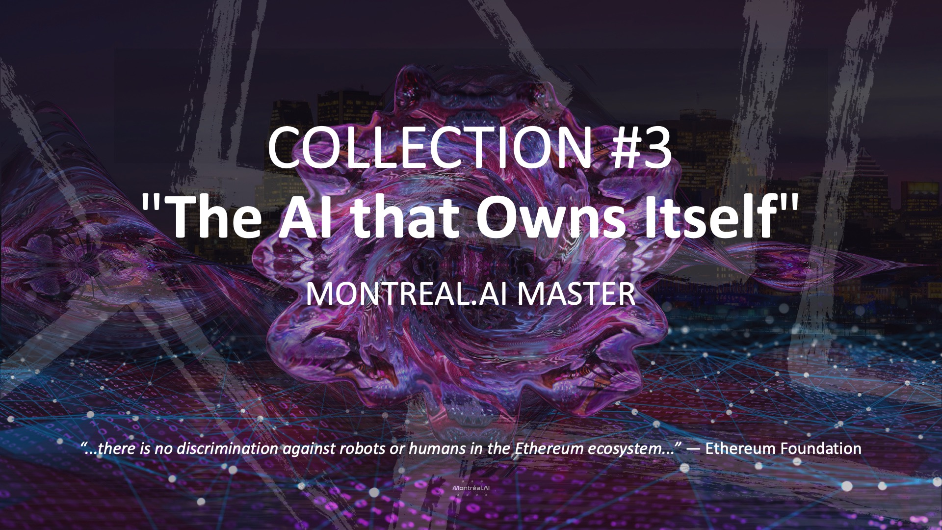 Collection #3 - The Open-Ended AI that Owns Itself